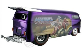 Masters of The Universe Classics Volkswagon Drag Bus Hot Wheels