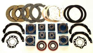 HDJ80 Swivel Hub Wheel Bearing Kit King Pin 80 Series Toyota