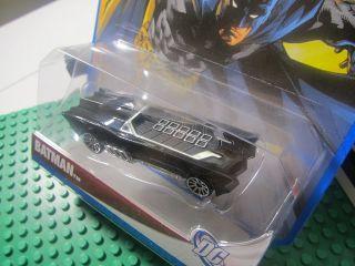 Hot Wheels DC Universe Dark Knight Batman Batmobile Diecast Vehicle