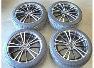 17 Scion Fr s Wheels Rims Tires 2013 Factory TC FRS Subaru Impreza