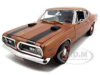 1969 Plymouth Barracuda 440 Bronze 1 18 Highway 61