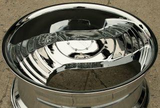Greed Deuce 940 20 Chrome Rims Wheels Audi A4 A6 A5 A6 20 x 8 5 5H 38