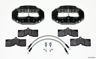 Wilwood Caliper Pad Line Kit Full 65 82 Corvette C3 B