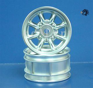 Tamiya 50676 Mini Cooper 94 Monte Carlo Plate Wheel