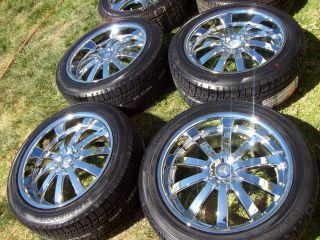 20 Ace Executive Chrome Wheels Mercedes ml Class ML320 ML350 ML550