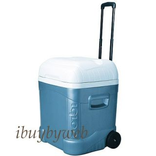 Igloo 45332 70 Qt Cooler Ice Chest Cube Maxcold Blue