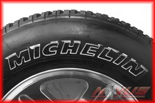 F150 Expedition FX4 FX2 Chrome Factory Wheels Michelin Tires 17