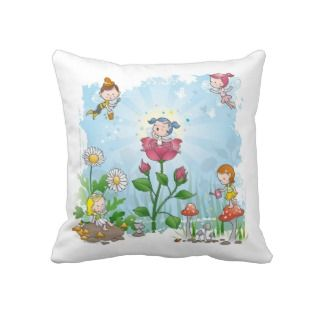 Fairy tale world 2 pillows