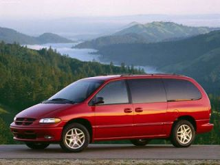 Factory OEM 1998 98 Dodge Caravan Operators Owners Manual Booklet