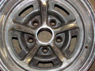 66 67 68 Dodge Plymouth Magnum 500 Wheel Rim Mopar