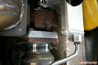 Agency Power Garrett Turbo Exhaust Adapters for Porsche 996 997 Turbo