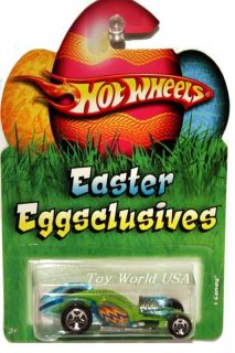 2009 Hot Wheels Wal Mart Easter Eggsclusives I Candy