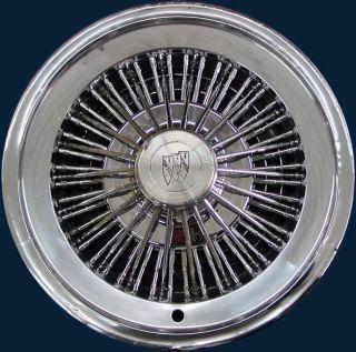 73 78 Buick 15 Wire Hubcap Wheel Cover Spoke Hub Cap
