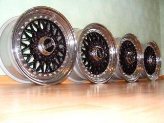 BBs RS 101 Split Rims 15x7 ET38 4x108 Old Audi 80 90 B3 B4 Ford
