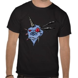 BLUE DEMON T Shirt