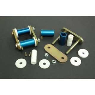 Global West Bushings Shackle Rear Ford Mustang Kit 102SH