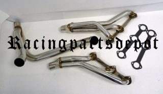 OBX Exhaust Headers 82 90 Chevy Blazer S10 S15 2 8L 2WD