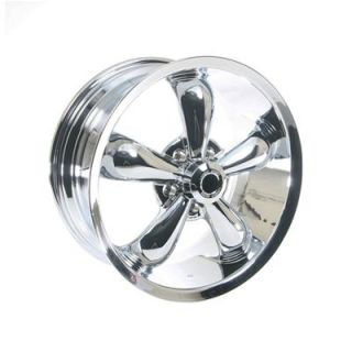 Summit Racing Legend 5 Series Chrome Wheel 18x8 5 5x115mm