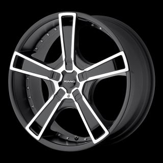 KMC Swindle 16 Ford Focus Tuner FWD Wheels 663
