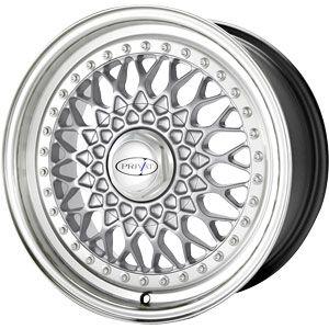 New 17X8 5 100/5 112 Remember Silver Machined Lip Wheels/Rims