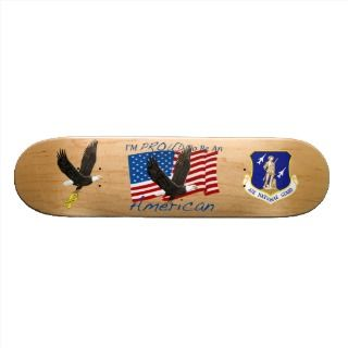 Air National Guard Skateboard