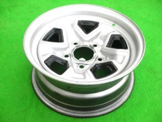 19 82 83 84 85 86 Camaro GM Rally Wheel Rim 14 x 6