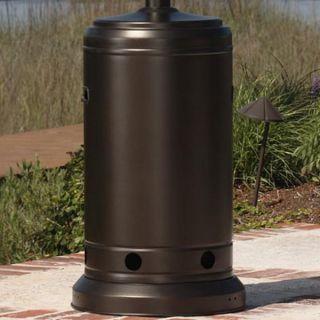 46 000 BTU Propane Patio Deck Heater 89 Tall Outdoor Heating