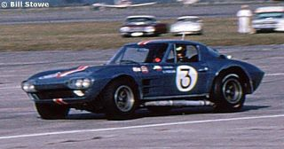 Exoto 1 18 Corvette Grand Sport Coupe 3 1964 Sebring 12 Hours RLG18025