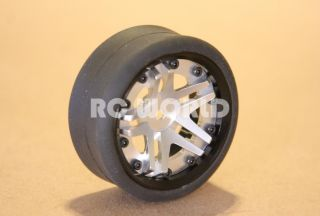 Billet 1 10 2 Piece Aluminum Wheel RC Car Aluminum Wheels