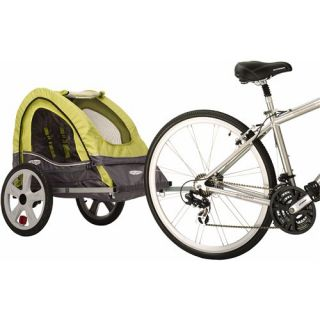 Instep Sync Single Childs Baby Bicycle Bike Trailer QE104 JN2178