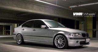 19x8 5 VMR 721 Gun Metal Wheel 5x112 Fit Audi A3 TT VW CC Golf GTI