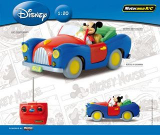 Disney 1 20 Mickey Mouse 113 Car Radio Control 27 MHz