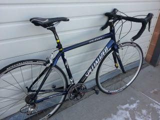 Specialized Roubaix Elite Triple Carbon Road Bike Mens 54cm Shimano