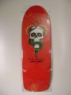 Powell Peralta Bones Brigade Mike McGill Skull and Snake Skateboard