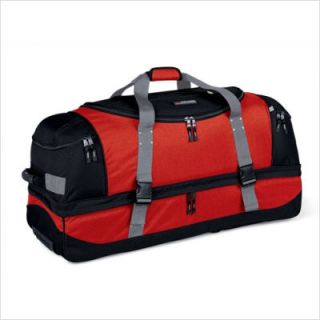 High Sierra A T Gear Classic 36 Drop Bottom Wheeled Duffel Bag