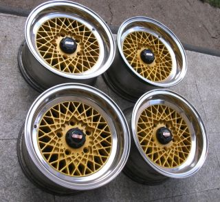BBs Mahle Alloy Wheels BMW 7x14 5x120 Alufelgen E3 E9 E12 E23 E24
