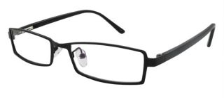 Factory Wholesale 1609 Full Rim Black Optical Frame Eyeglasses Eyewear