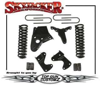 83 97 Ford Ranger 4x4 Skyjacker Lift Kit