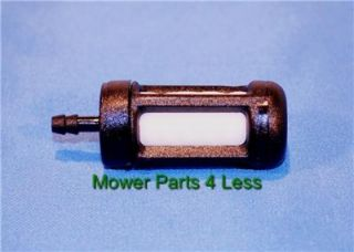 Universal in Tank Fuel Filter for 2 Cycle Engines Used on Trimmers and
