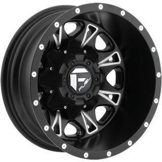 Throttle Dually Rear Wheels 8x6 5 129 Dodge RAM Dually 3500