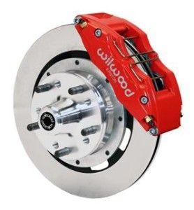 Wilwood Big Brake Front Disc Brake Kit 140 10510 R