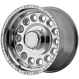 18x8 5 Helo HE819 8x170 Polished Wheels Rims F 250 350 Sale