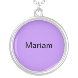 Mariam Necklace