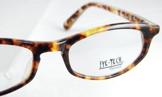Round Oval Mens Womens Unisex Tortoise Optical Eyeglasses Frames
