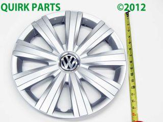 2011 2012 VW Volkswagen Jetta 15 Hub Cap 9 Spoke Replacement Genuine