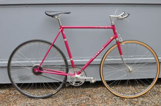 Vintage Schwinn Le Tour II Single Speed Fixed Gear