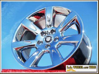 New 18 Jaguar XK8 XKR Chrome Wheels Rims XJ8 XJ6 XJS XJR 59759