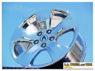 18 ACURA MDX OEM CHROME WHEELS RIMS RL TL ZDX HONDA ODYSSEY EXCHANGE