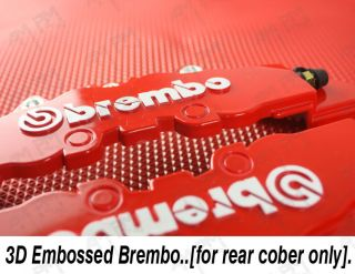 3D Brembo Brake Caliper Cover Alfa 145 155 156 R
