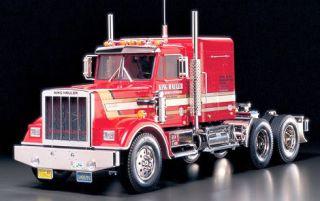 56301 Tamiya 1 14 R C King Hauler Tractor Truck Kit Long Hauler